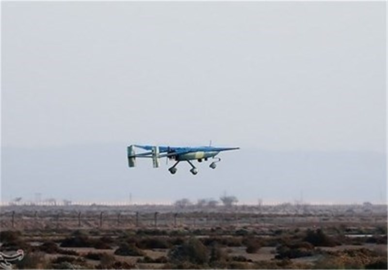 ایرانی بری فوج کا 2 ڈرون طیاروں کا کامیاب تجربہ