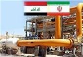 ایران العراق الغاز