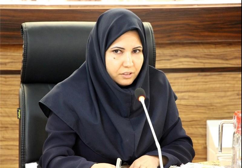 رقیه دوست فاطمی ها مدیر کل کتابخانه های عمومی استان یزد