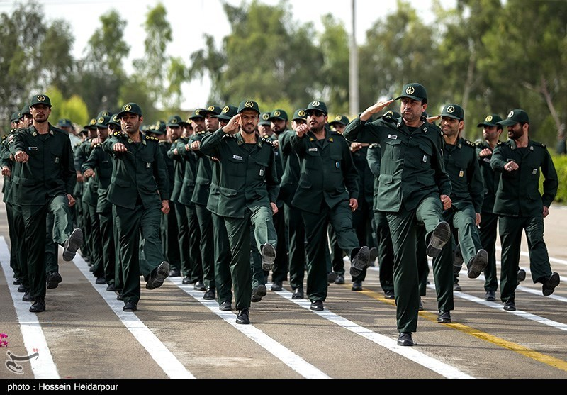 IRGC, Iran's Strategic Asset: Armed Forces General Staff
