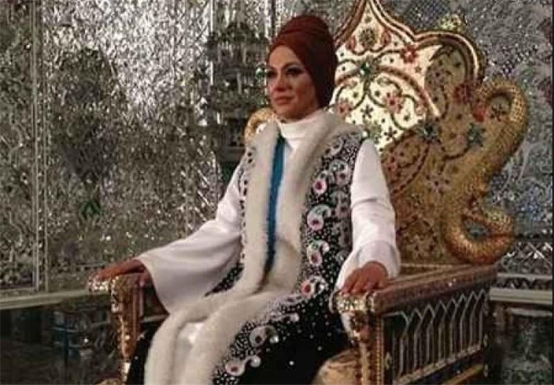 روایت عزیزی از بازی بهجای فرح پهلوی در سریال «معمای شاه»