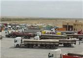 مرز تجاری مهران به فعالیت خود ادامه میدهد
