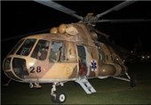 اورژانس هوایی در شب