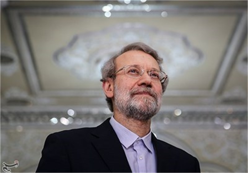 نواب الشعب فی مجلس الشوری الاسلامی ینتخبون علی لاریجانی رئیسا لهذا المجلس لولایة اخری