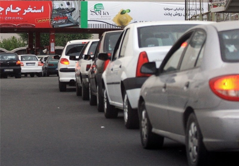 هیجان ناشی از زلزله مصرف بنزین را در تهران افزایش داد
