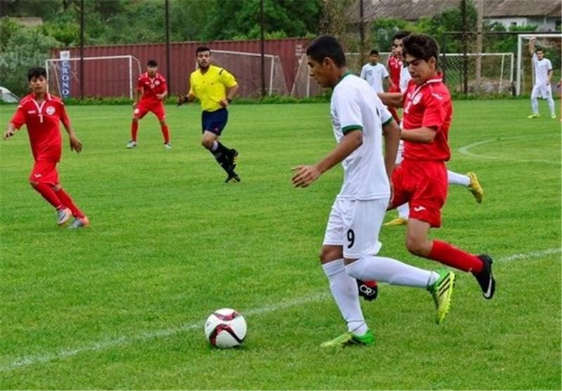 Iran Wins AFC Under-14 Football Festival
