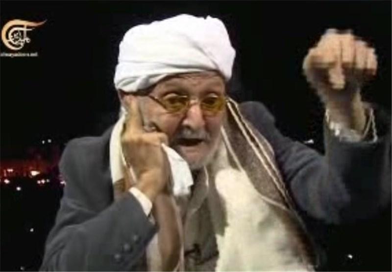 مفتی تعز: آل سعود اسرة ملعونة ولن نرکع ولو بقی یمنی واحد وإنا لداخلون الى الریاض + فیدیو