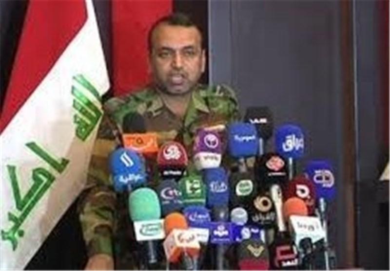 الناطق باسم الحشد الشعبی : الحشد ادخل اسلحة حدیثة سیفاجئ بها العدو