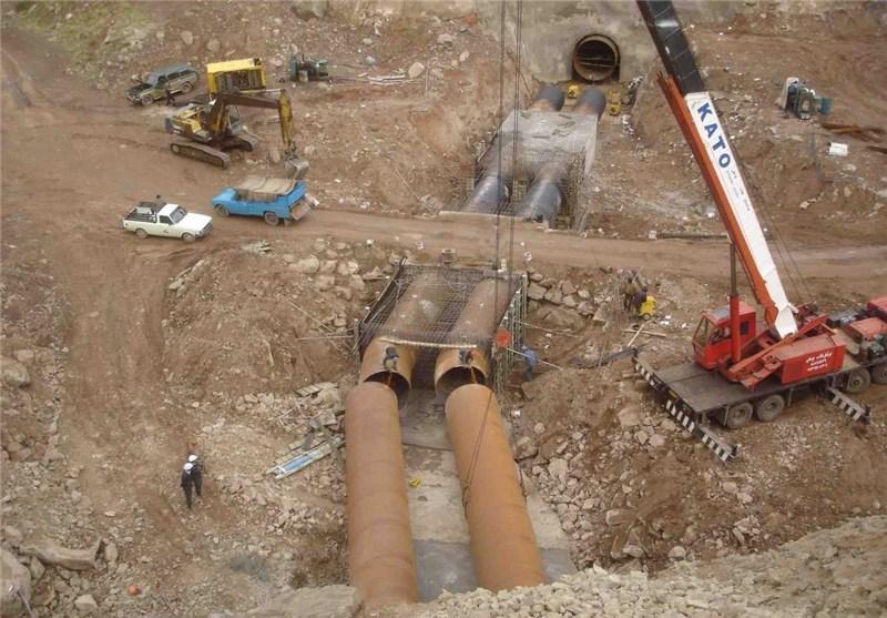 50 میلیون مترمکعب آب از رود ارس به اردبیل انتقال داده میشود