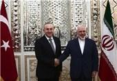 تماس تلفنی وزرای خارجه ایران و ترکیه درباره وضعیت سوریه