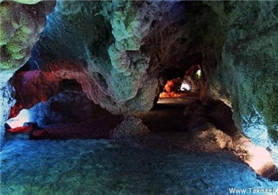 غار چال نخجیر دلیجان