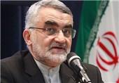 بروجردی: تعزیز علاقات بعض الدول الاسلامیة مع الکیان الصهیونی أمر مؤسف