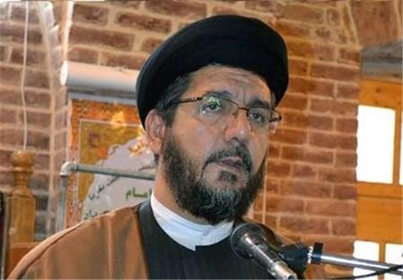 حجت الاسلام سید سعید رشادی