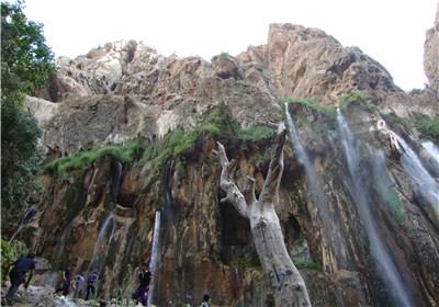 139403070847482545383193 تابستان خنک در آبشار بارانی مارگون + تصاویر
