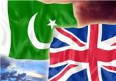 شتاب انگلیس برای گسترش روابط استراتژیک و تجاری با پاکستان