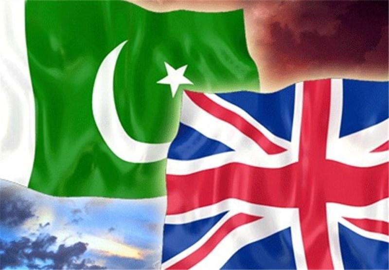 پاکستان و انگلیس