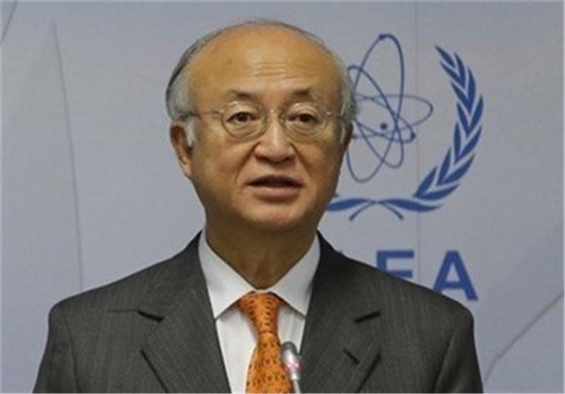 """الوکالة الدولیة للطاقة الذرّیة تعلن احراز """"تقدم کبیر"""" فی تحقیقها حول برنامج ایران النووی"""