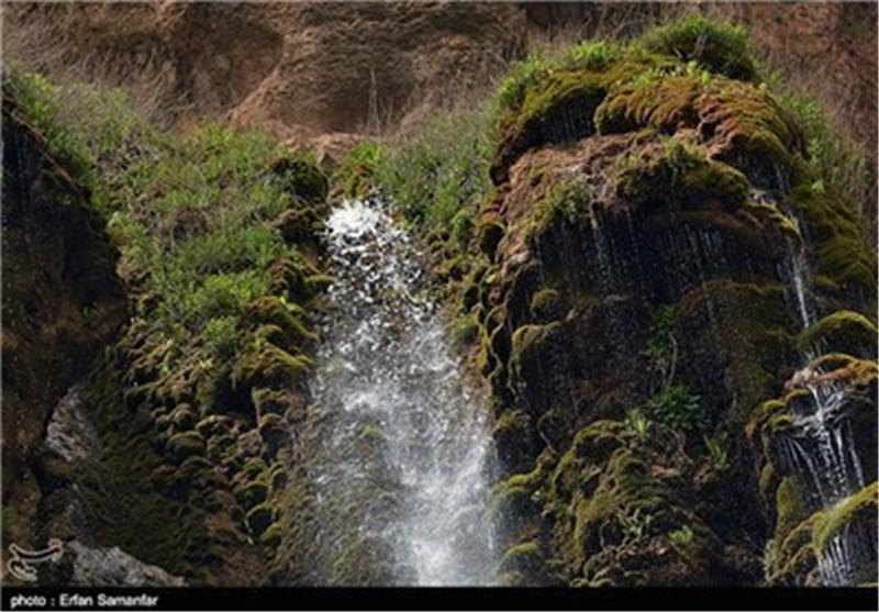 بالصور..شلال مارغون جنوب ایران