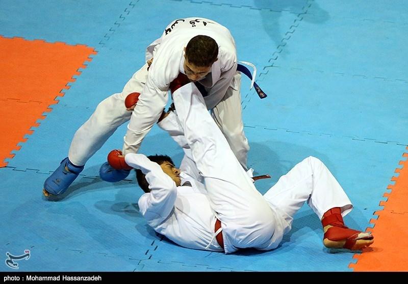 صدرنشینی دانشگاه آزاد اسلامی و آذرپینار تبریز در هفته سوم سوپر لیگ کاراته
