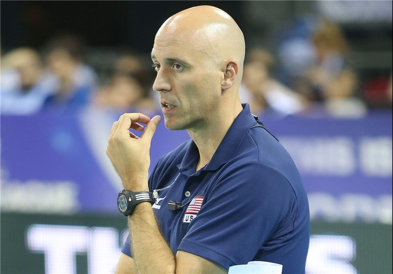 We Will Do Our Best against Iran: US Coach Speraw