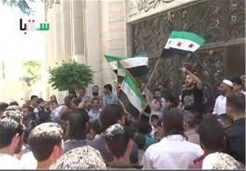 الإرهابی زهران علوش یواجه تمردا غیر مسبوق فی الغوطة الشرقیة بریف دمشق