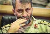 جانشین فرمانده ناجا: مرزهای آبی و خشکی کشور به شدت تحت کنترل قرار دارد