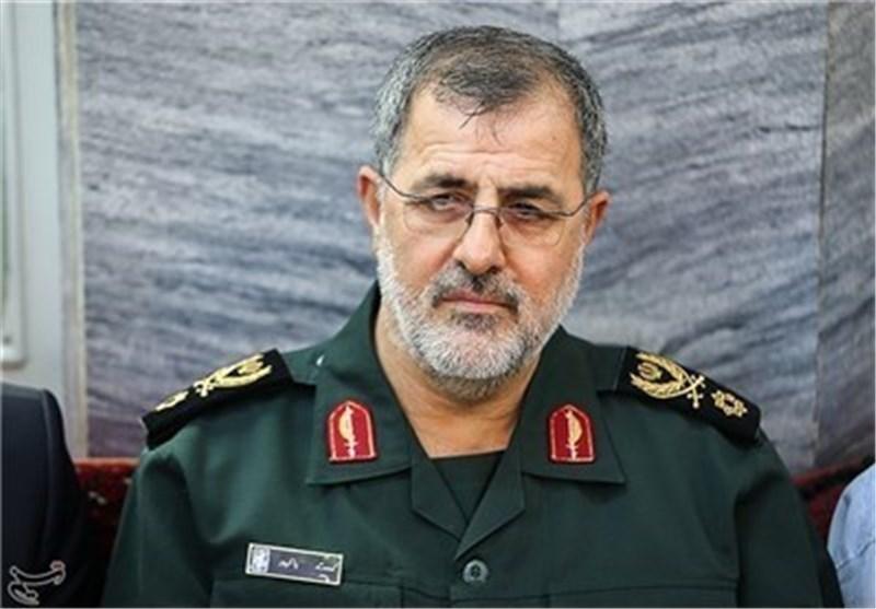 Commander Hails IRGC's Success to Provide Border Security