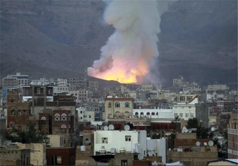 غارات هستیریة سعودیة على صنعاء ردا على الضربة الموجعة فی مأرب