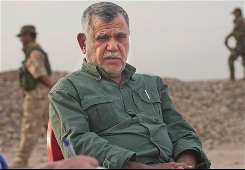 العامری : داعش ما یزال یشکل تهدیدا لبغداد
