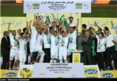 حک شدن نام حضرت علی (ع) بر جام قهرمانی حذفی