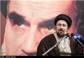 سید حسن خمینی: ادامه وضع فعلی به معنای توزیع فقر است/ کاری نمیکنیم که جمهوری اسلامی لطمه ببیند/ بنای حضور در انتخابات نداشتم