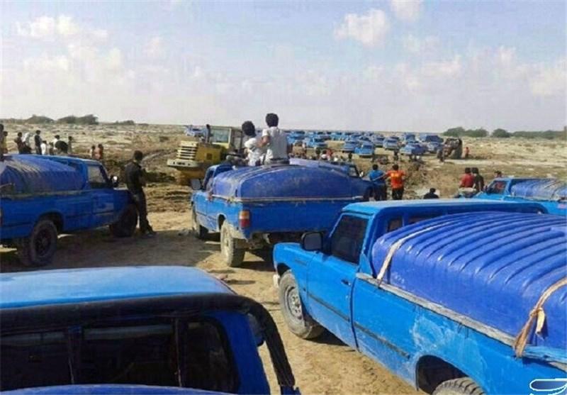اینفوگرافیک|سود قاچاق بنزین از ایران به کشورهای همسایه پیش از اصلاح قیمتی اخیر