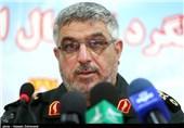 حضور سردار کاظمینی در سومین نمایشگاه رسانههای دیجیتال انقلاب اسلامی