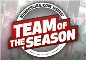 تیم منتخب فصل بوندسلیگا در تسخیر بایرن مونیخ و ولفسبورگ