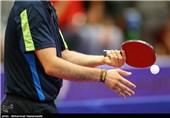 اعلام زمان قرعهکشی لیگ برتر تنیس روی میز مردان و بانوان