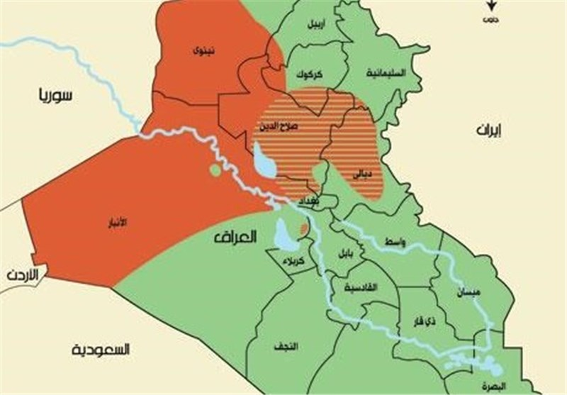 الحیات طرح جدید آمریکاییها را لو داد/ تشکیل نیروی امنیتی سُنی در استان الانبار