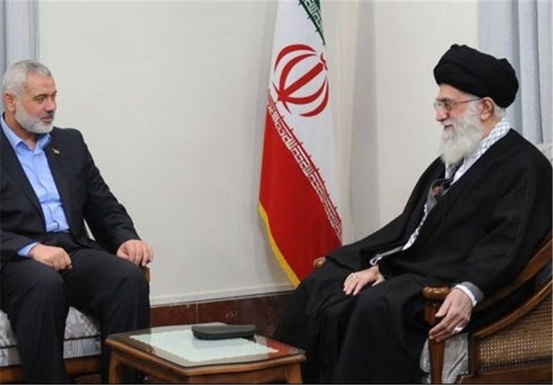 نامه هنیه به امام خامنهای؛ شکست سیاستهای آمریکا و رژیم صهیونیستی