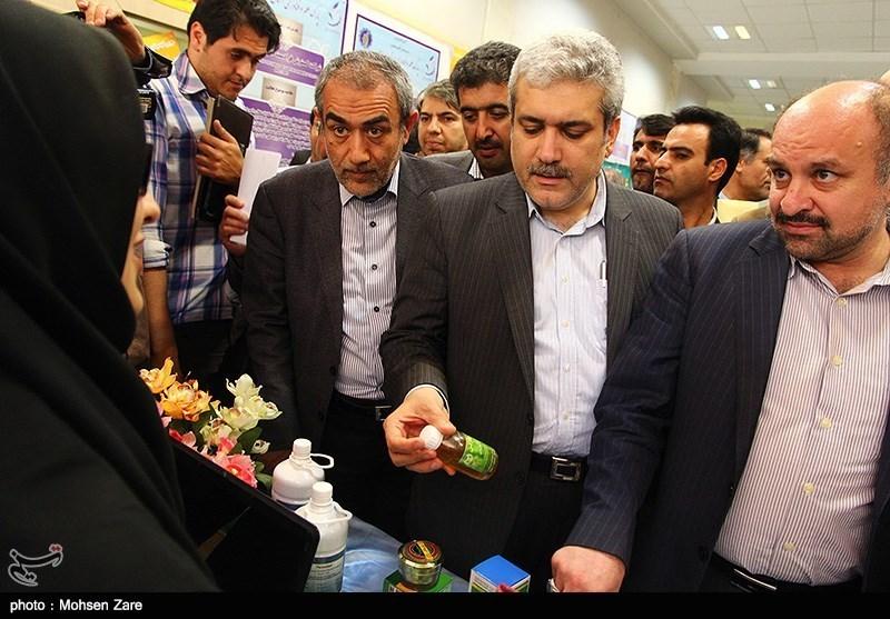 بازدید سورنا ستاری از پروژه های علمی و فناوری استان اردبیل