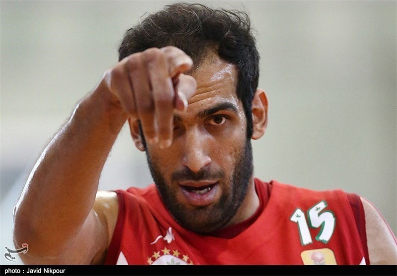 Iran's Haddadi Named William Jones Cup Most Valuable Player
