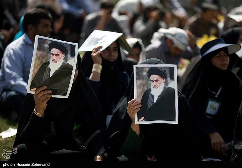 بیست و ششمین سالگرد ارتحال امام خمینی (ره) -1