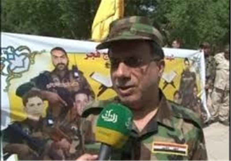 فرمانده حشدالشعبی عراق: در اربعین برادری ایران و عراق به جهانیان ثابت میشود / شکست داعش با کمترین تجهیزات