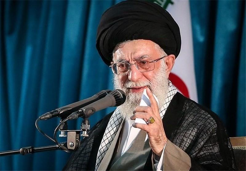 امام خامنهای: هیچ حادثهای ما را از مسئله فلسطین جدا نخواهد کرد