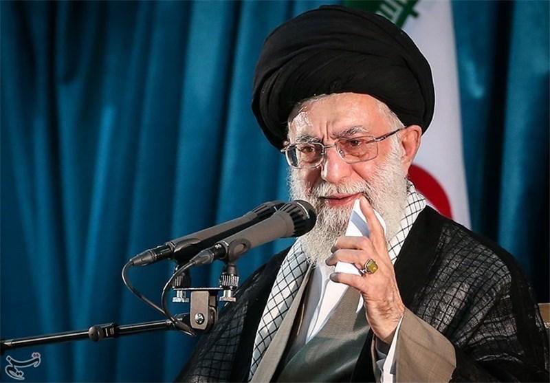 رهبر انققلاب امام خامنهای
