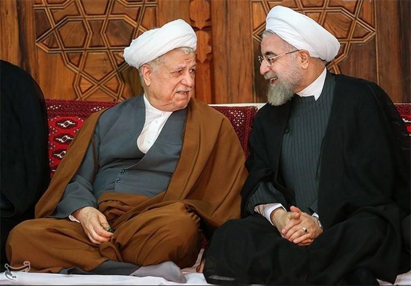 هاشمی: رأی روحانی 3 درصد بود با حمایت من 50 درصد شد
