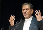 کرمان| جهانگیری: نباید بازار ایران بهراحتی در اختیار دنیا قرار گیرد؛ تولیدکنندگان انتظار مبارزه با قاچاق کالا را دارند