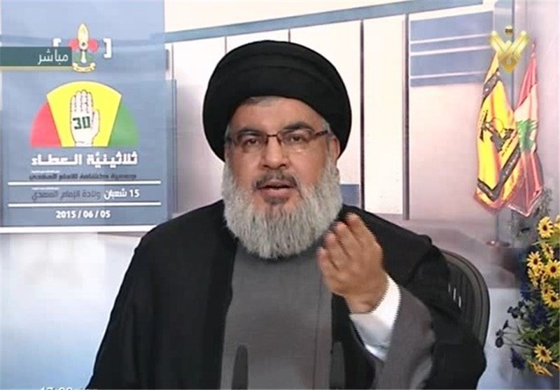 Terrorists' Defeat Imminent, Hezbollah Leader Says