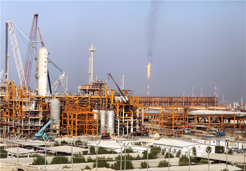 Phase 19 of Iran's South Pars to Produce Gas by March 2016: Official