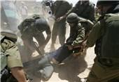 إعتقال 12 فلسطینیا على خلفیة الحرائق