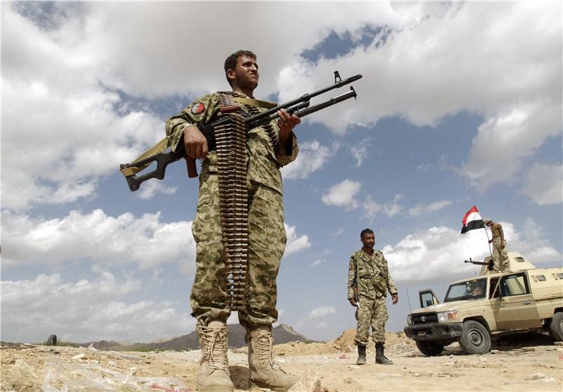 گرفتار شدن مزدوران سعودی در کمین نیروهای مقاومت یمن