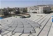 میدان شهدا مشهد
